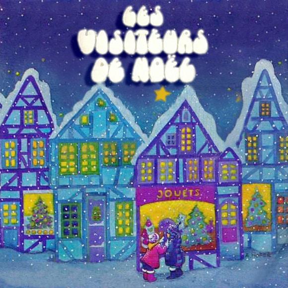 Le Visiteur De Noel Les Visiteurs de Noël